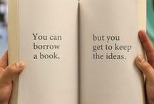 Reading Quotes / Quotes about books and reading