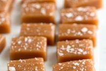 Recipes: Dessert - Caramel, Candy, & Sauces