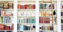 Home Decor: Bookcase Envy