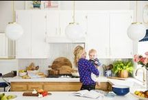 Kitchen / by Kate // StyleSmaller