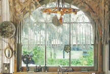 Just for the house, country, shabby chic / by Candy Johnson