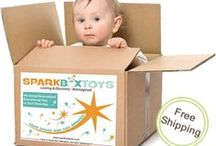 SPARKBOX / Spark Box Toys is a fun and exciting alternative to purchasing toys for kids.