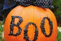 Halloween / by Kristi Hallahan Svec