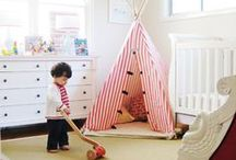 Nurseries, Toddler Bedrooms & Play Rooms / Decor, art and organisation for the little ones