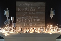 Christmas JOY / by Erica Tredinnick