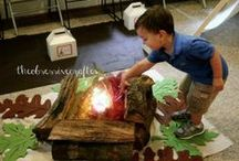 Camping Party / Ideas for David's Second Birthday