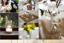 Upcycled Wedding Ideas / by Christine Turner