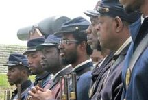 BLACK BUFFALO SOLDIERS! / by Sharon Cumberland