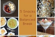 Healthy Snacks / healthy snacks to keep energy up between meals