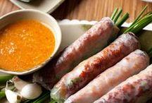 Spring Rolls / Spring / Summer Rolls - Vietnamese Food
