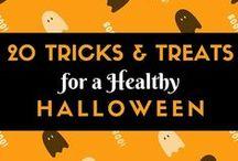 Halloween / Tricks and Treats for Halloween!