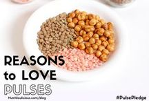 All the Pulses / Pulses, which include dry beans, dry peas, lentils, and chickpeas, are nutrient-packed and delicious! Recipes, cooking tips and more!
