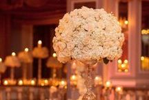 White Wedding / A colour scheme that is very simple but can have stunning results.
