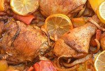 Chicken Recipes / Chicken recipes to make for dinner tonight!