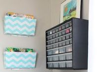 { Organize your Life & Home } / Ideas for organizing everything...