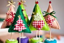 { Its all about Christmas } / All things about Christmas: decor, inspiration, crafts, food...