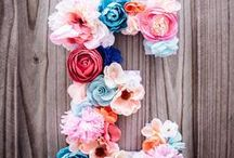 Craft Ideas / by Cortney Howell