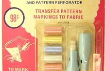 Sewing - Pattern & Fabric Marking Tools/Notions