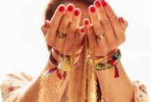✂   DIY   ✂ / Custo fever: vos petites mains ne demandent que ça!