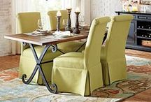 Dining Room / Tuesday night family dinners? Sunday brunch? Holiday gatherings? We've got this. Find just what you need to dine in style. / by Home Decorators Collection