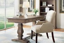 Home Office / Working is more enjoyable with organized and stylish home office furniture. / by Home Decorators Collection