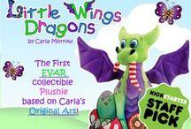 Little Wings Dragons