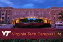Virginia Tech Campus Life / by Virginia Tech Hokies Athletics