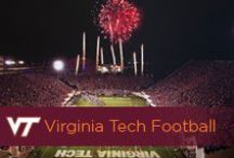 Virginia Tech Football / by Virginia Tech Hokies Athletics
