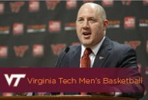 Virginia Tech Men's Basketball / by Virginia Tech Hokies Athletics