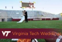 Virginia Tech Weddings / by Virginia Tech Hokies Athletics