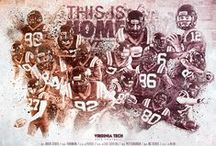VT Sports Posters / by Virginia Tech Hokies Athletics