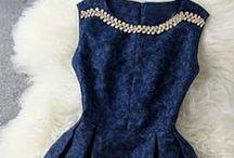 Dresses <3 / by Jessie Skinn