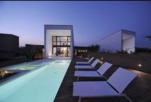Pool / Pools - modern, traditional, and natural