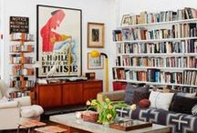 Home - Living Rooms / by Magda de Melo