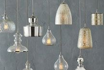 Lights / An assortment of lighting, from table lamps to chandeliers, to brighten your home. / by Home Decorators Collection