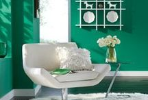 Emerald / Celebrating the 2013 Color of the Year. / by Home Decorators Collection