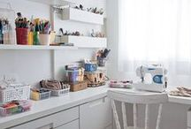 { Craftroom Decor Ideas }