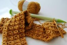 { Crochet & Knitting Projects }