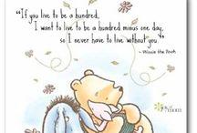 Pooh-quotes