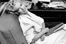 .:Norma Jeane Baker:. / Marilyn Monroe / by Rhiannon Sims