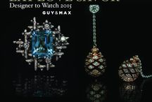 "Designer to Watch Selected by EAT LOVE SAVOR Magazine / EAT LOVE SAVOR Magazine meets talented up and coming designers, craftsmen and creators of luxury brands from all around the world. We select from a group of designers from various categories that only serve the luxury sector, and selects one that they think is on the rise to the top, as their ""Designer to Watch."