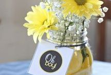Baby Shower Ideas / by Jacquie Michael