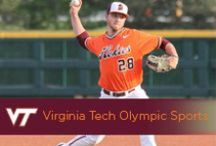 Virginia Tech Olympic Sports / by Virginia Tech Hokies Athletics