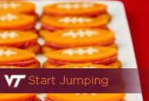 Start Jumping! / Virginia Tech Tailgating  / by Virginia Tech Hokies Athletics