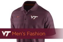 Men's Fashion / by Virginia Tech Hokies Athletics