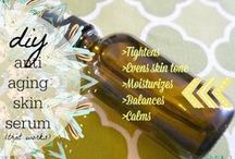 diy skin and beauty products / by Rhonda Barry