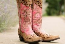 These Boots Were Made For Walkin' / by Jacquie Michael