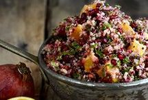 Healthy Thanksgiving Dishes / Ideas for turning traditional Thanksgiving recipes into healthier dishes. Go big on nutrition, without sacrificing flavor for your Thanksgiving menu.