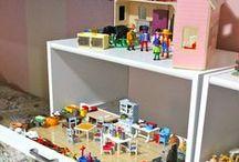 Sara's Lego Board / lego