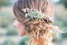 ☆ COIFFURES DE MARIAGE ☆ / Inspirez-vous des plus belles coiffures de mariage sélectionnées par Flair!